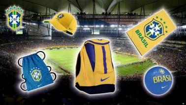 Brazil válogatott Ajándéktárgy