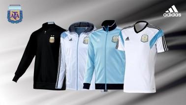 Argentin Válogatott Ruhanemű