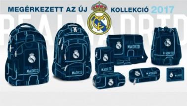 Real Madrid Iskolatáskák-Tanszerek