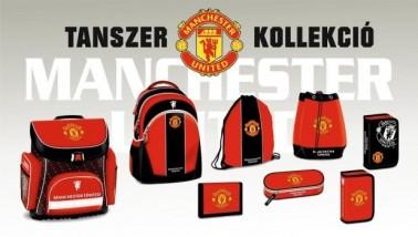 Manchester United Iskolatáskák-Tanszerek