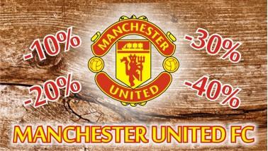 Manchester United Akciós termékek