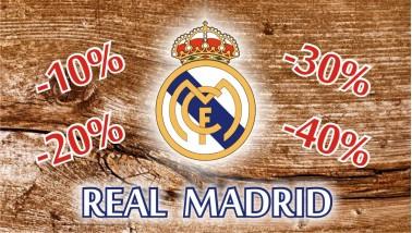 Real Madrid Akciós termékek