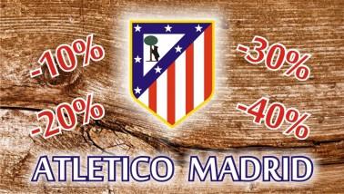 Atletico Madrid akciós termékek